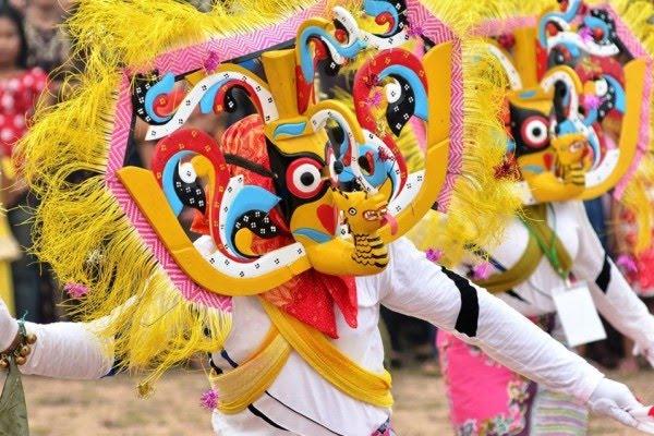 Inilah 5 Festival Budaya Adat di Kalimantan yang Wajib Disambangi