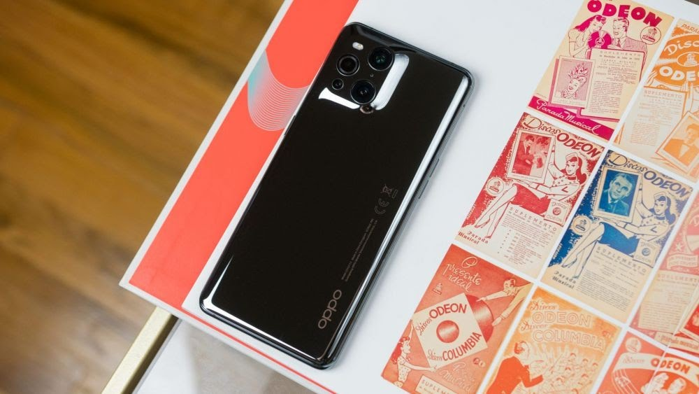 OPPO Find X3 Pro 5G (androidauthority.com)