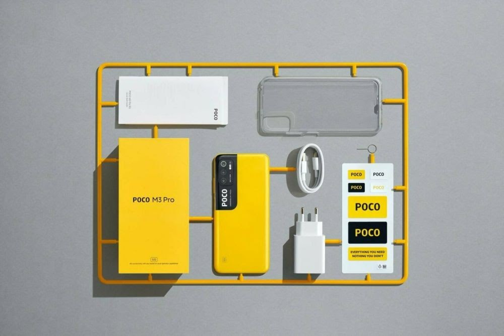 POCO M3 Pro (tomshw.it)